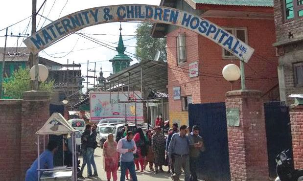 No MS post at MCCH Anantnag hampers working of the hospital