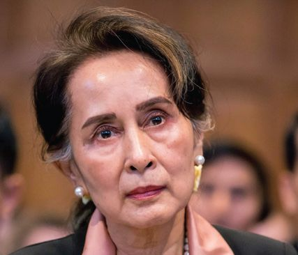 Military back in power in Myanmar, Suu Kyi detained