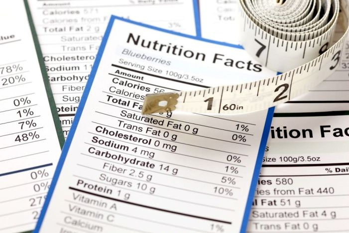 Nutrition food labeling and its utility towards making health food choices