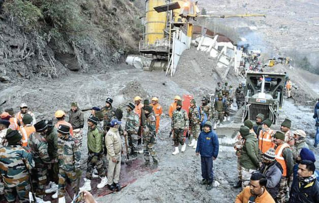 Uttarakhand glacier burst Kashmir engineer among 170 still missing