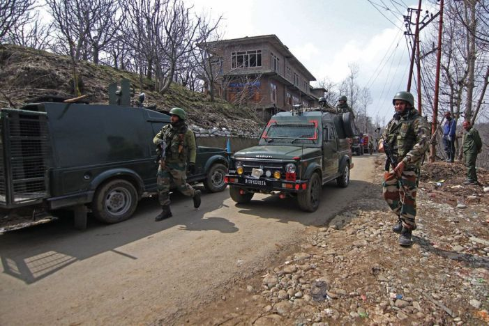 Nothing found during CASO in Shopian