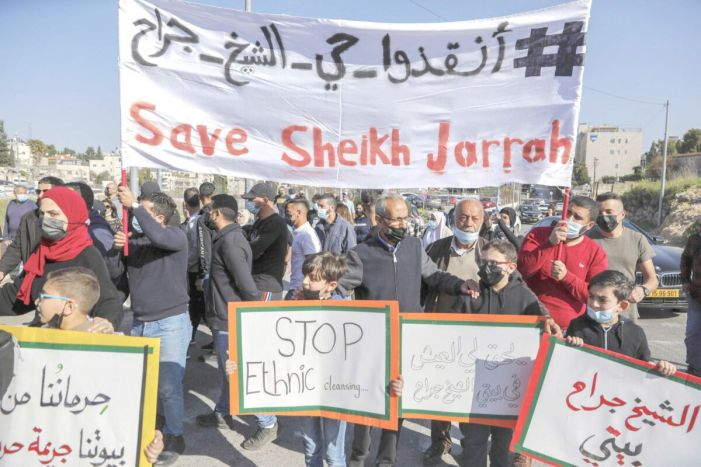 The Nakba of Sheikh Jarrah: How Israel uses 'the Law' to ethnically cleanse East Jerusalem