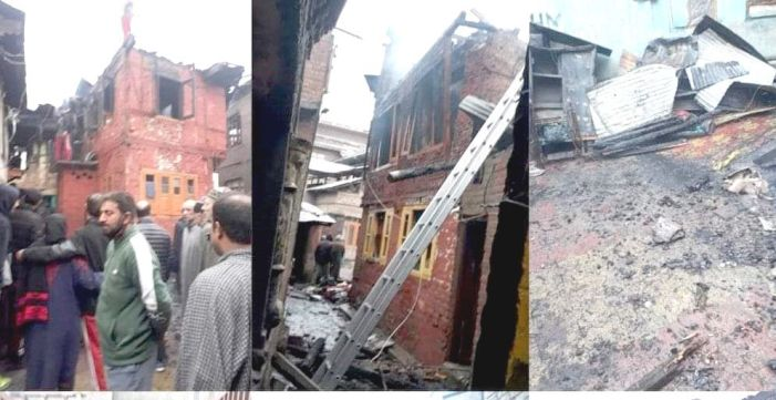 Nawab Bazar fire tragedy: Massive fire leaves over a dozen families homeless