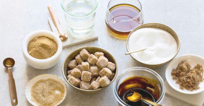 Understand 'sugar-free' foods