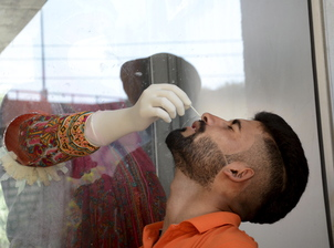 17 die of Covid in Kashmir, 7 in Jammu