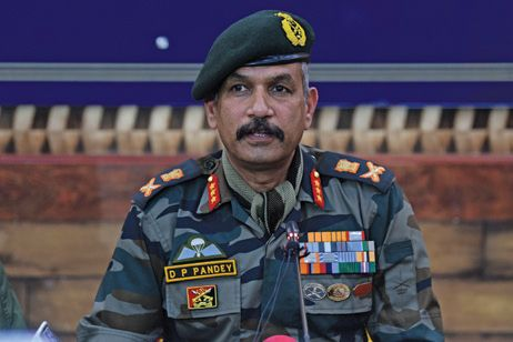 'All parameters' of violence down by 50 percent in J&K: GoC Chinar Corps