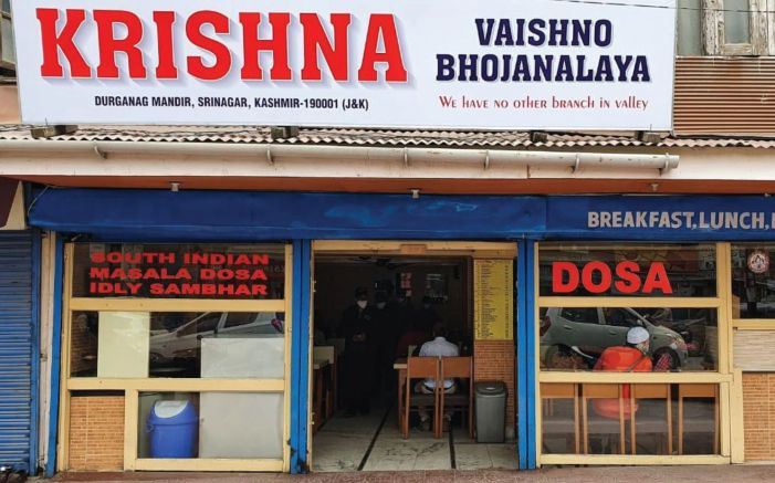 'Life cannot stop', says Krishna Dhaba owner as he resumes biz after son's killing
