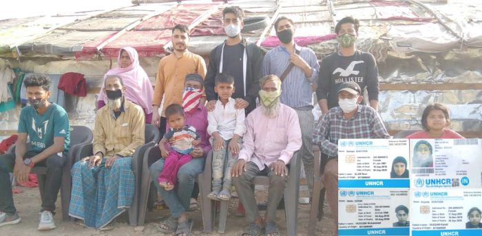 53 detained Rohingyas test positive in Kathua