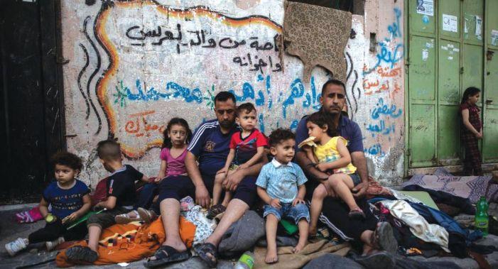 38,000 Palestinians displaced in Gaza: UN