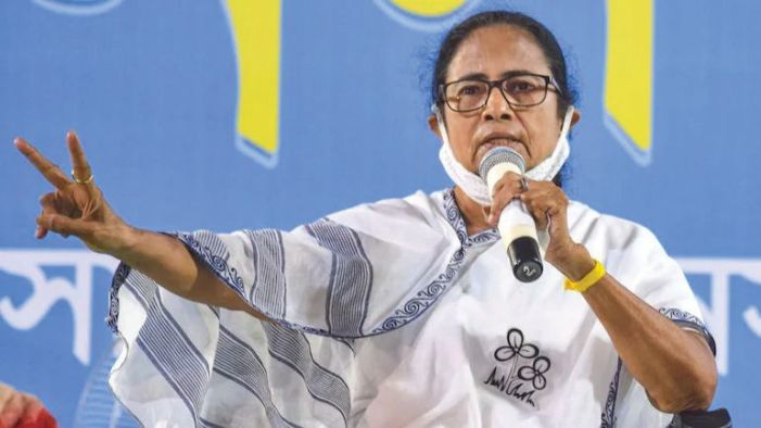 TMC supremo Mamata Banerjee takes oath as West Bengal
