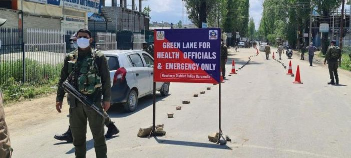 Police introduce 'Green Lane' for emergency traffic in Baramulla