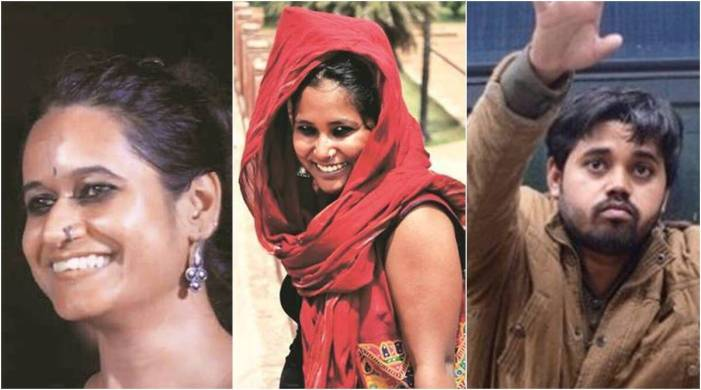 'Thought we would never get out': Natasha, Devangana, Asif walk out of jail