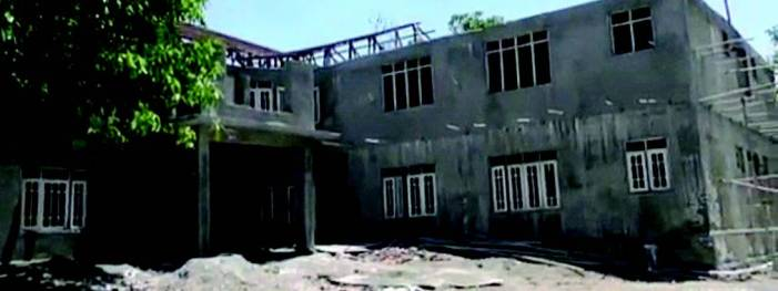 People in Imam Sahib await new hospital building while years pass by