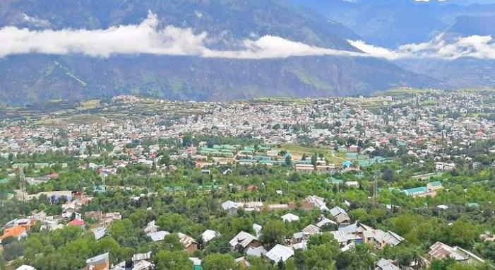 Plains to Mountains (Jammu to Kishtwar)