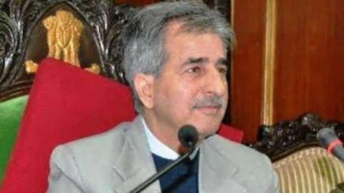 PDP leader Sartaj Madni released after 6 months