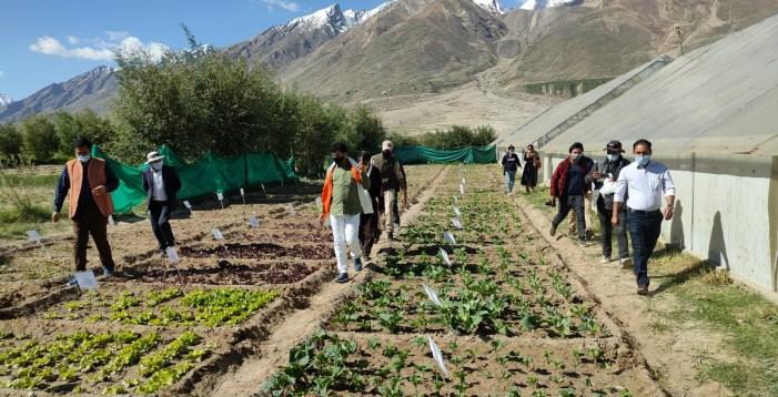 Regional Research Station on Yak to come at KVK Zanskar