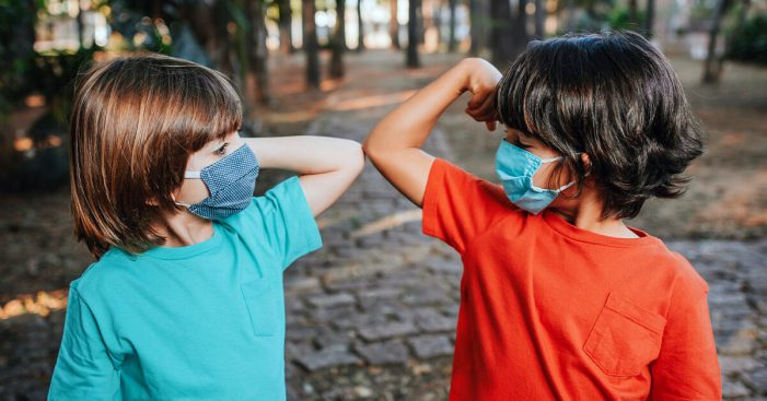 COVID-19 may become a mostly childhood disease in few years: Study