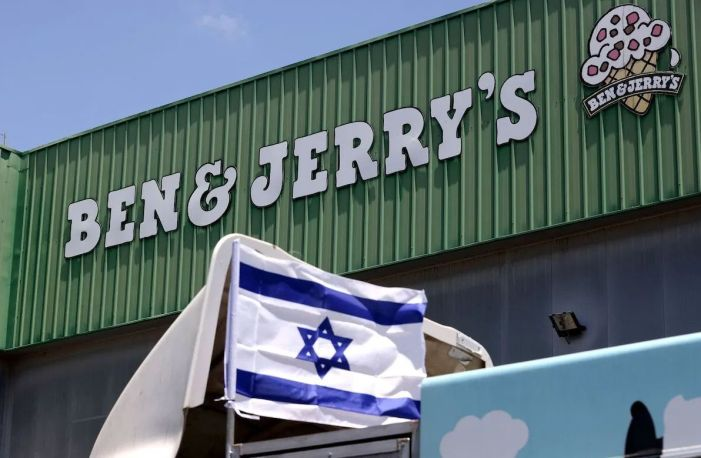 Ice Cream 'Terrorism': How Ben & Jerry's has Exposed Israel's anti-BDS Strategy