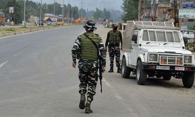 Kulgam Gunfight Ends, Traffic On Highway Being Restored