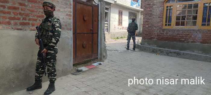 NIA raids underway at residences of JeI members in J&K