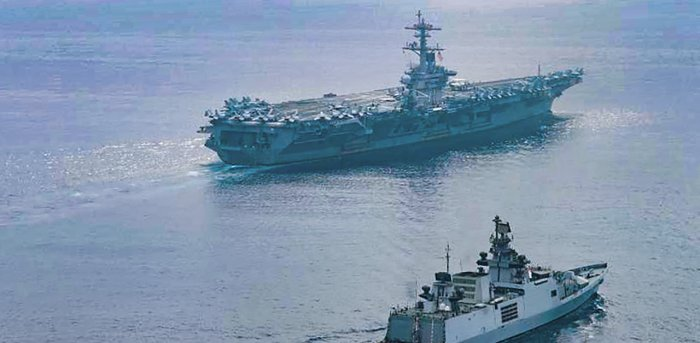 India, Saudi Arabia to carry out first-ever naval exercise