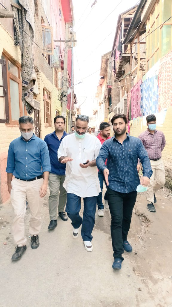 Rs 36 lakh community drainage project approved for Samoon colony, Solina