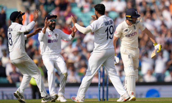 India beat England by 157 runs in fourth Test