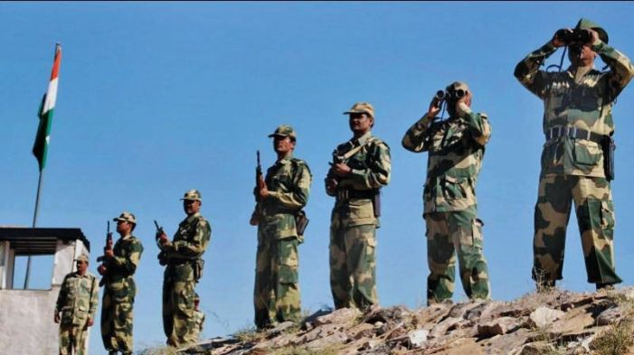 'China's continuous build-up matter of concern'