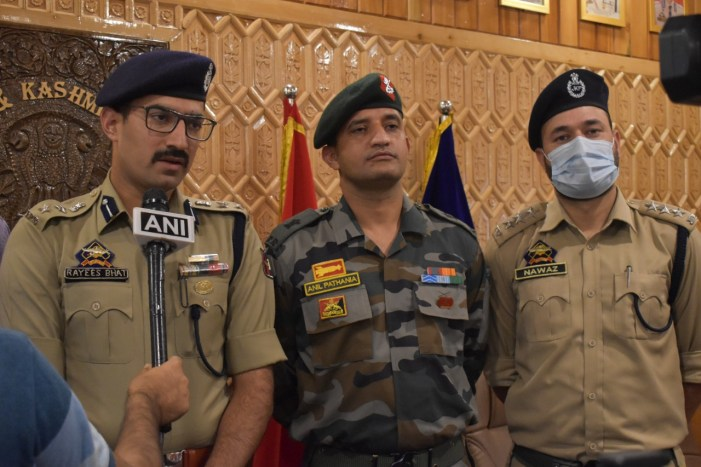 Drug smuggling bid foiled in Uri, huge quantity of drugs worth crores recovered: Police