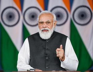 PM Modi meets Indian Covid-19 vaccine manufacturers