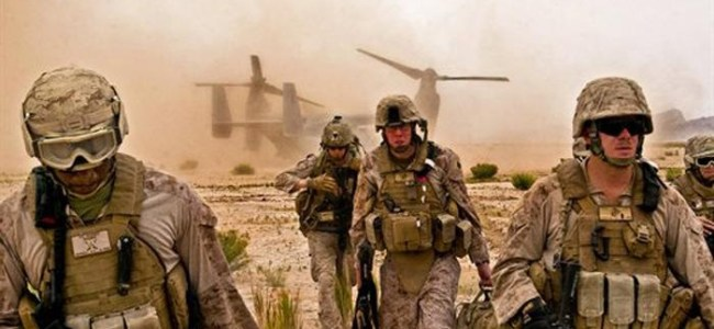 US announces troop withdrawal from Afghanistan, Iraq