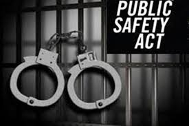 Three youth booked under PSA in Pulwama