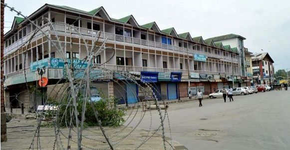 Kashmir shuts to remember July 13 martyrs