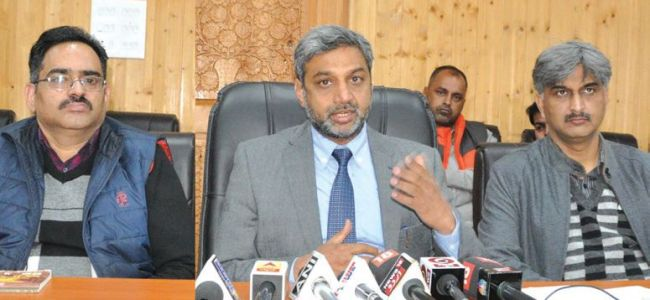 Assembly polls J&K: CEO asks DC's to inform on appointing nodal officers for 'forthcoming polls'