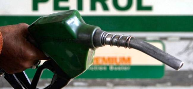 Petrol prices soar again even though global prices fell by 2 percent