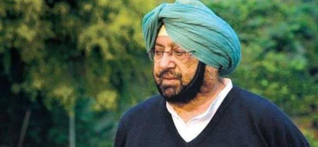 Leaving Congress but not joining BJP: Amarinder Singh