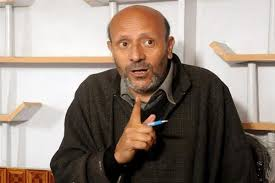 Er Rasheed leads protest on eve of anniversary of Babri Masjid's demolition