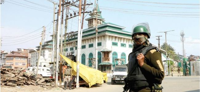 JK borders to be sealed fully, inter district movement to be restricted