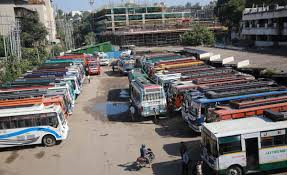 Allow us to resume our work: Transporters to Govt