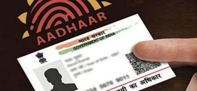 Voluntary use of Aadhaar for SIMs, bank accounts: Govt tables bill