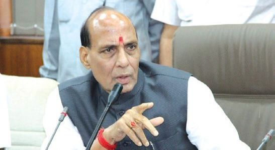 Separatists using every opportunity to fan anti-India sentiments: Rajnath