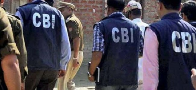 CBI carries out searches at residence of former Haryana CM Hooda