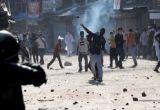 Following grenade attack in Main Town Sopore, massive clashes erupt