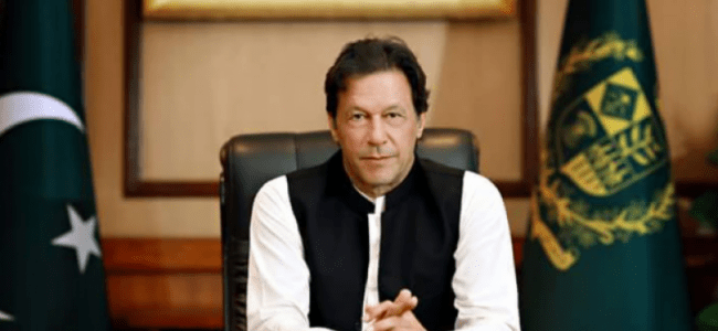 Pak PM Imran Khan wishes Hindu community on Diwali