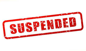 26 employees absent from duties suspended