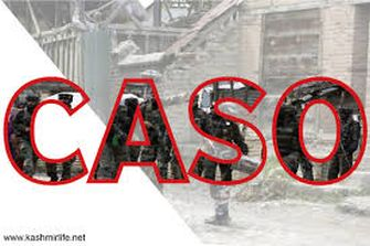 Government forces launch CASO in Natipora