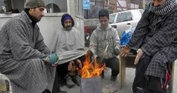 Minimum temperatures rise in most parts of Kashmir