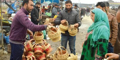 Respite from intense cold wave conditions in Kashmir