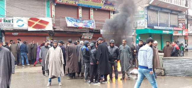 Budgam shuts as NIA summons Aga Syed Hassan