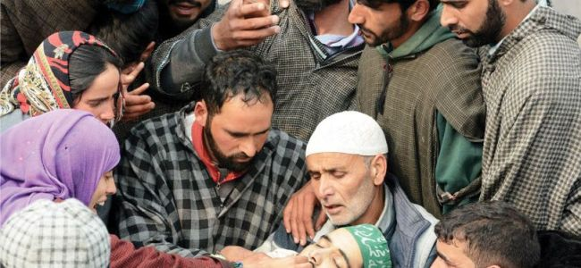 Jeopardizing the Paradise: The Cheapest Price for life in Kashmir is Death!